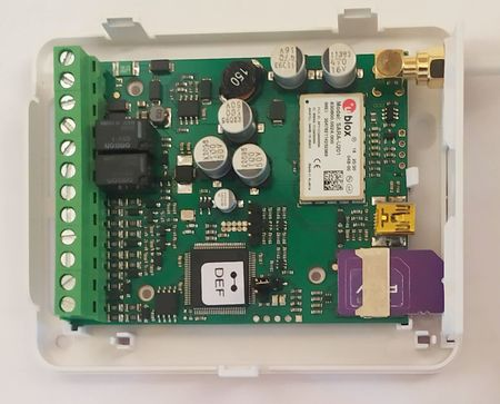 Sterownik  ESIM 320 - 3G (1)